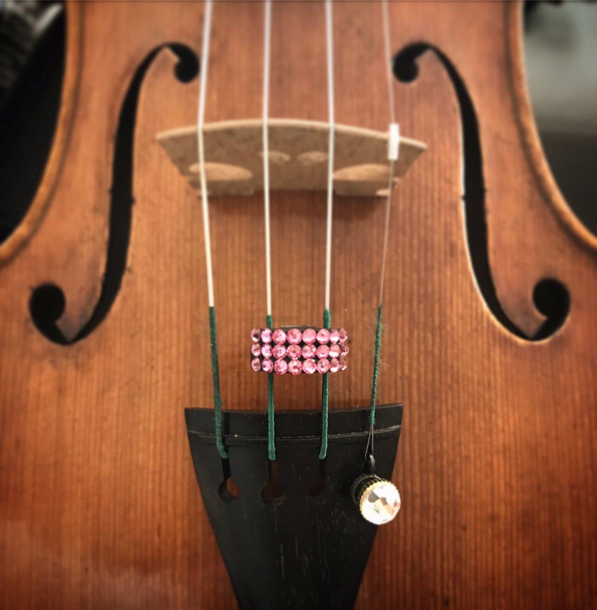 Baroque Bling Cello Mute