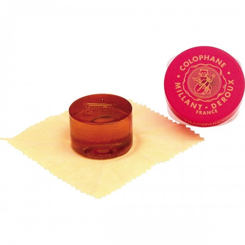 Millant Deroux-Light Rosin for Violin, Viola, and Cello