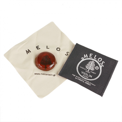 Melos-Dark Violin Rosin