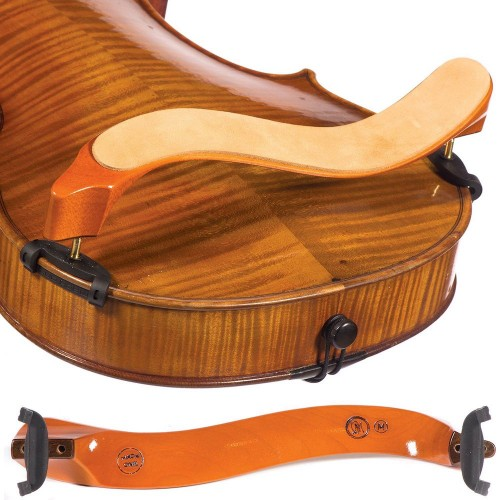 Mach One Curly Maple Violin Shoulder Rest Size 3/4-4/4