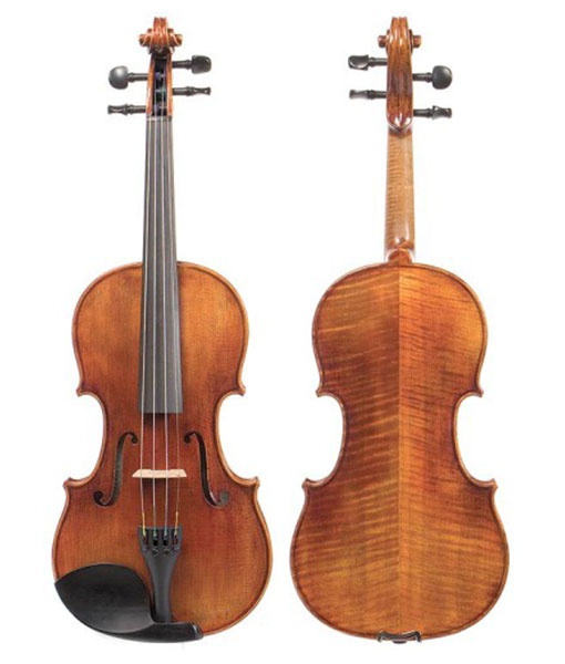 Snow Intermediate SV200 Violin Outfit
