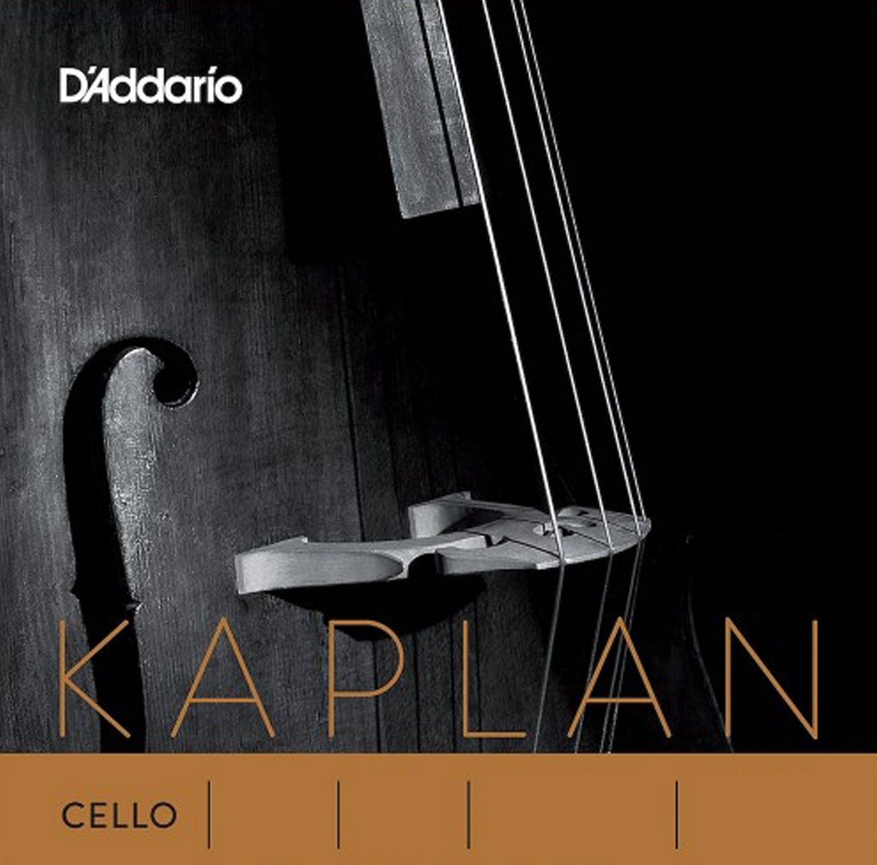 D'Addario Kaplan Cello A String
