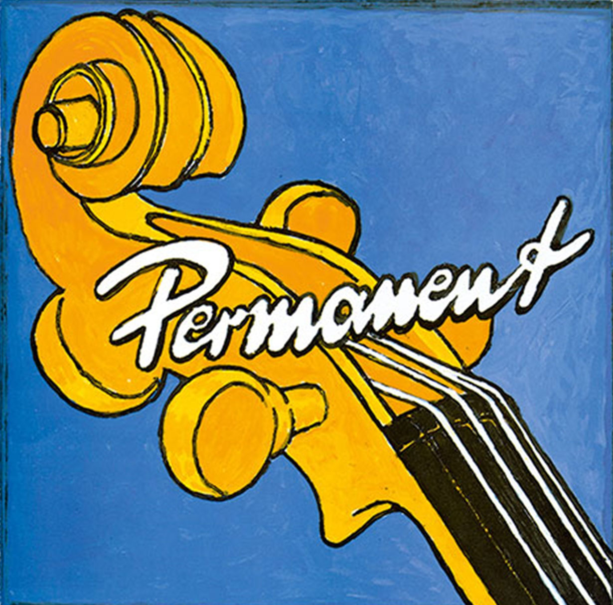 Permanent Cello A String