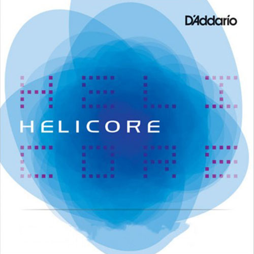 D'Addario Helicore Viola G String