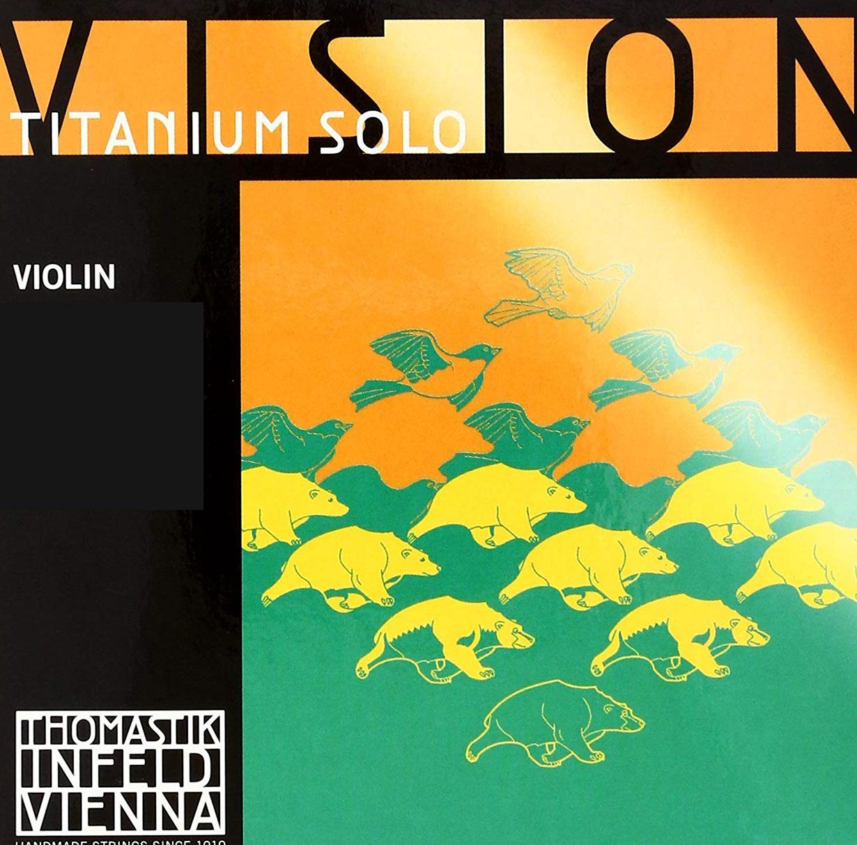 Thomastik Infeld Vision Titanium Violin D String