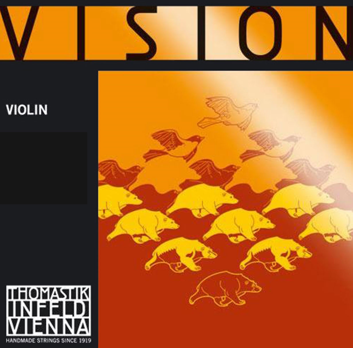 Thomastik Infeld Vision Violin G String